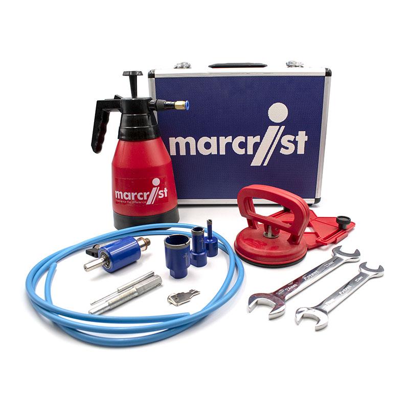 Marcrist PG 850 Bathroom Kit 3999.000.856