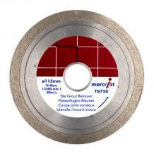 Marcrist CG750 Diamond Blade 125mm 230mm 115mm