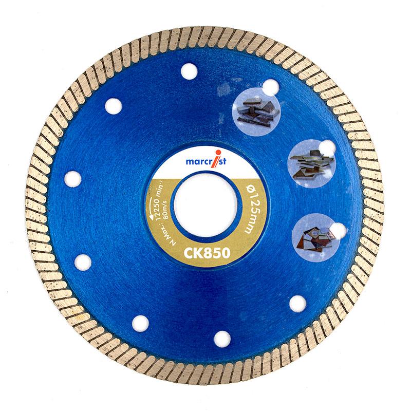 Marcrist CK850 125mm x 22.2mm