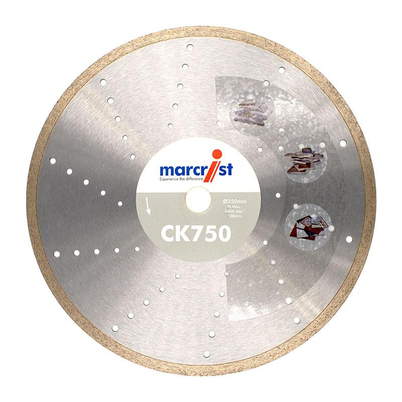 Marcrist CK750 350mm x 25.4/30mm