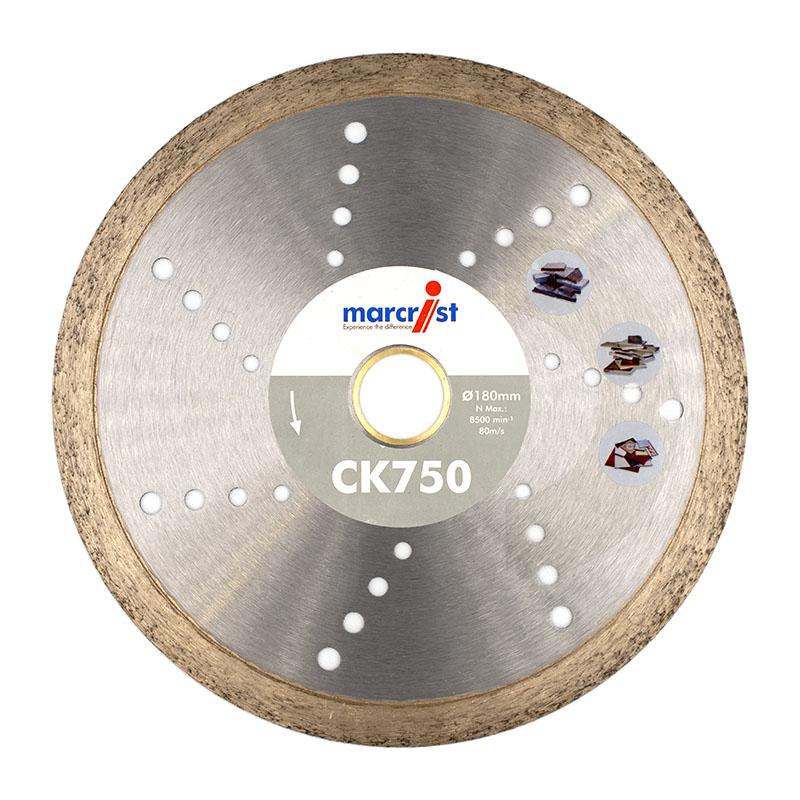 Marcrist CK750 180mm x 22.2/25.4mm