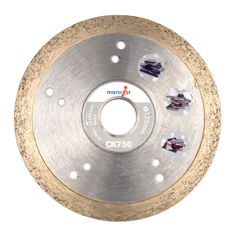 Marcrist CK750 125mm x 22.2mm
