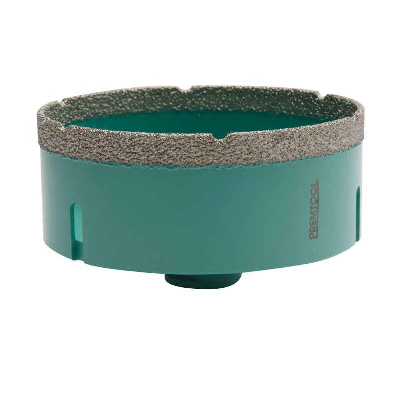 Pro Tiler Dry Cut M14 Diamond Hole Cutter - 120mm