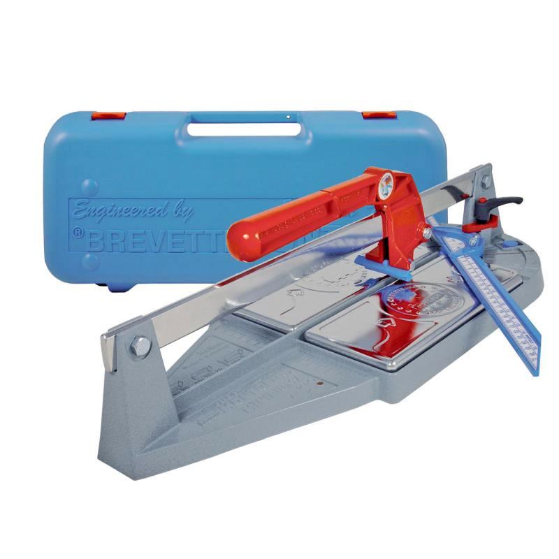 Montolit Minipiuma 26PB 36cm Manual Tile Cutter With Carry Case