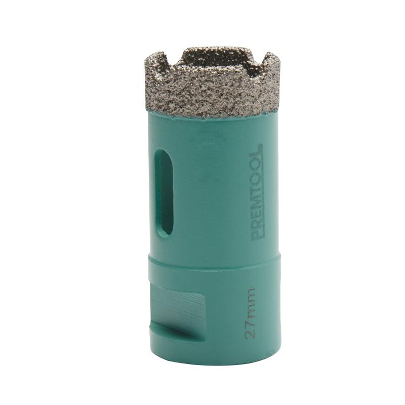 Pro Tiler Dry Cut M14 Diamond Hole Cutter - 27mm