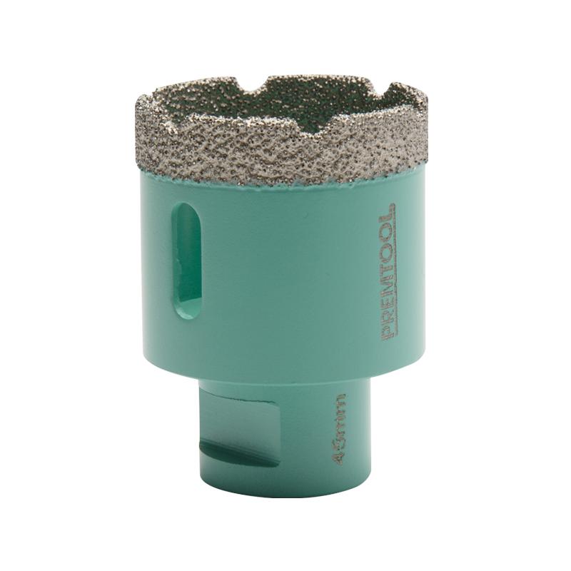Pro Tiler Dry Cut M14 Diamond Hole Cutter - 45mm