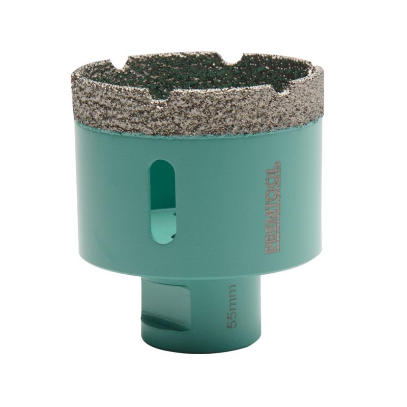 Pro Tiler Dry Cut M14 Diamond Hole Cutter - 55mm