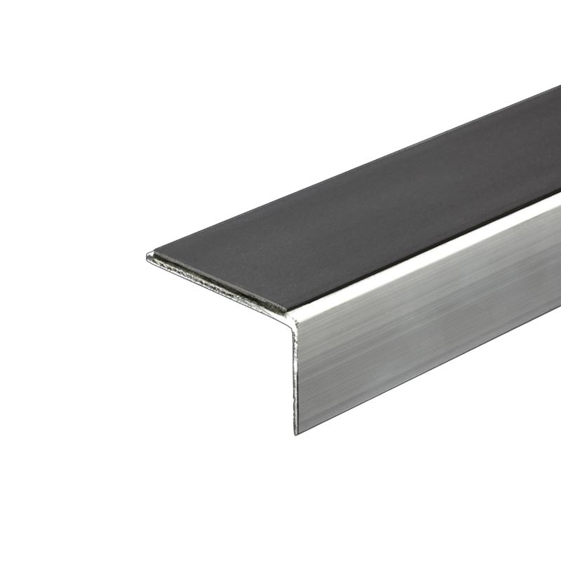 Genesis NSL01 Aluminium Retro Fit Stair Nosing 2.77m Length (multiple choice of colour)