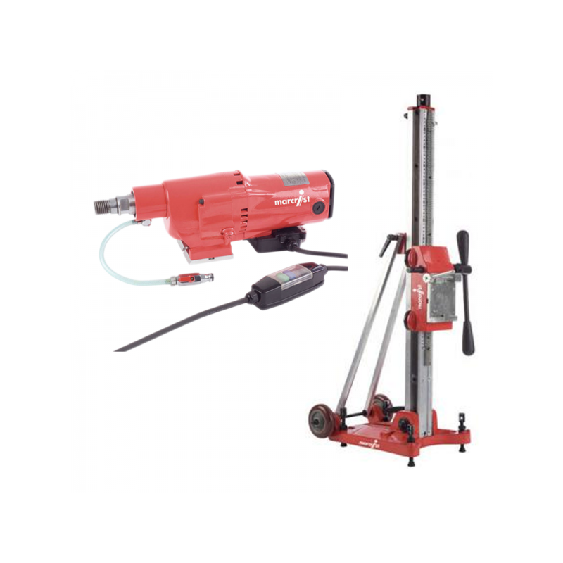 Marcrist Maxi Kit DDM4 + DS250 110 Volt | Buy Core Drilling