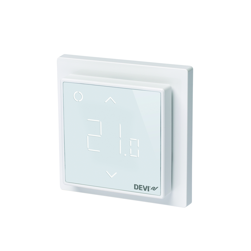 Devireg smart wi fi touchscreen thermostat buy devi underfloor polar white 140f1140 asfbconference2016 Images