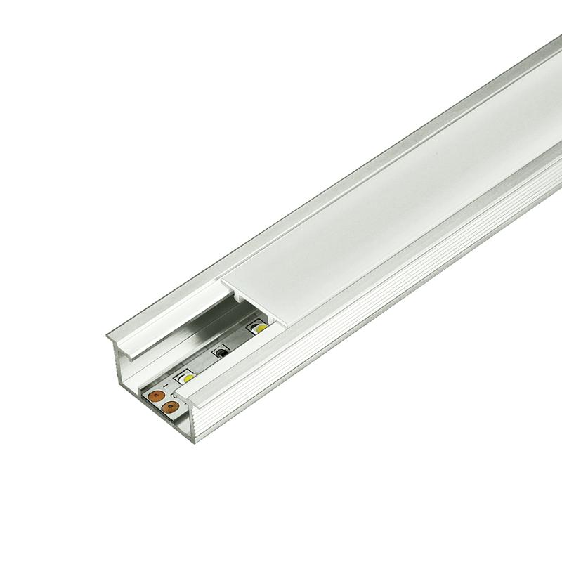 12mm Dural Duralis LED Wall Edge Cover Listello Profile ...