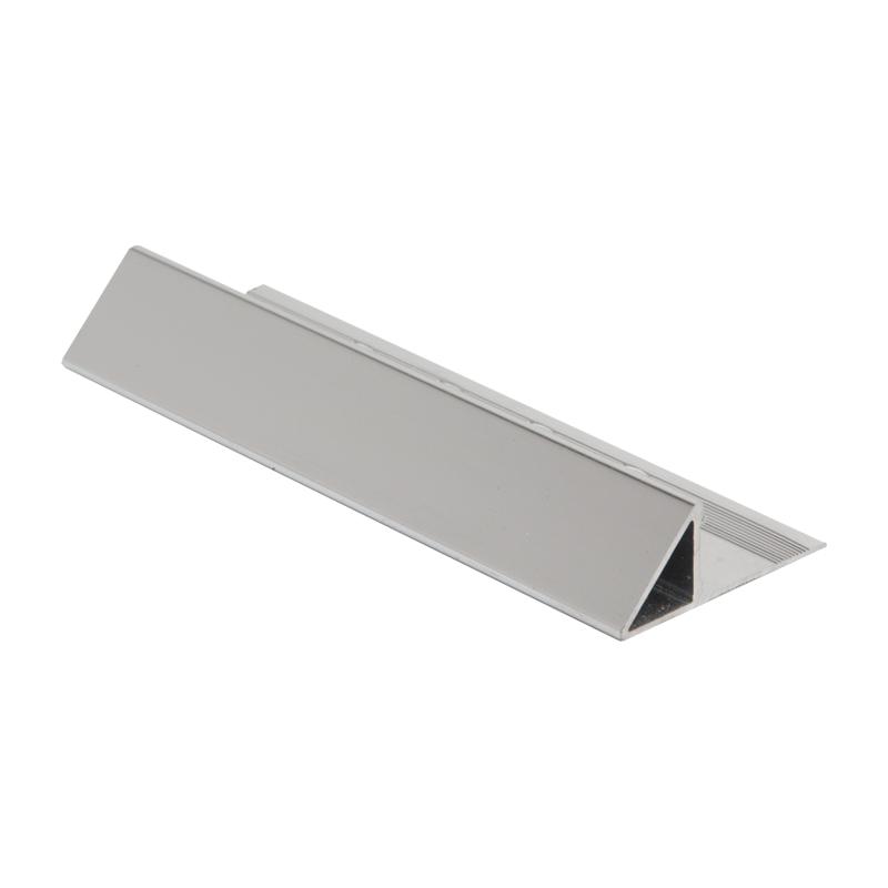 8mm genesis polished chrome triangular tile. Black Bedroom Furniture Sets. Home Design Ideas