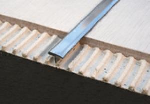 Brushed Stainless Steel Floor Dividing Strip Tfe Buy