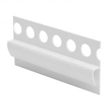 15 X 8mm Evc080 01 Genesis Plastic Vinyl To Tile Capping