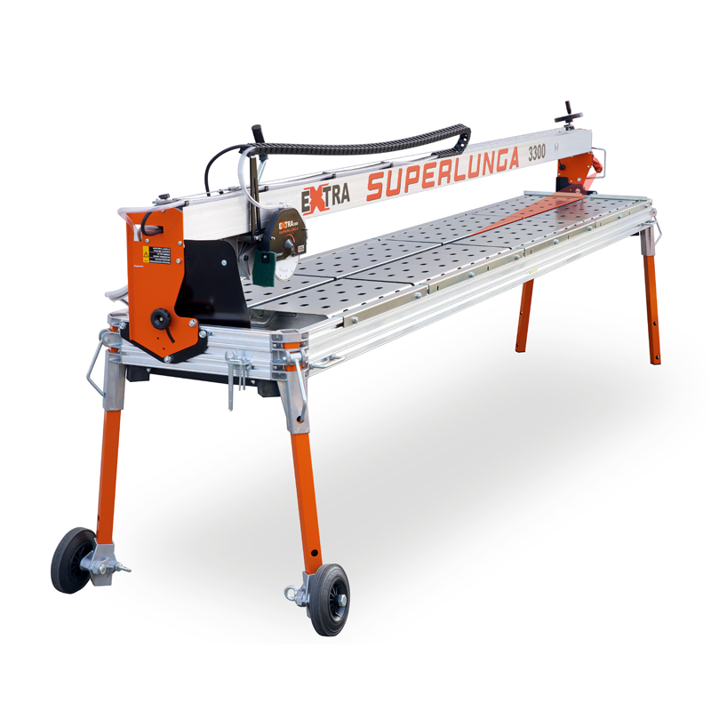 Battipav Extra 3300S Superlunga Laser & Level Bridge Glass & Tile Saw 240v 6733001