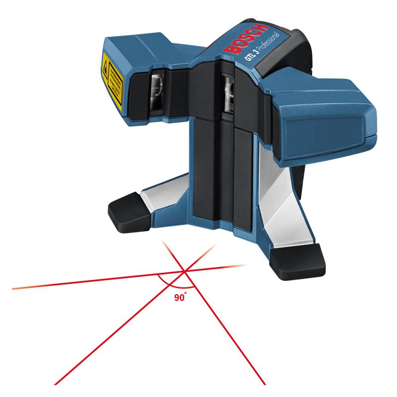 ProNivo PNTL 45 Floor Tiling Laser With 90 /& 45° Lines Floor Laser For Tiling