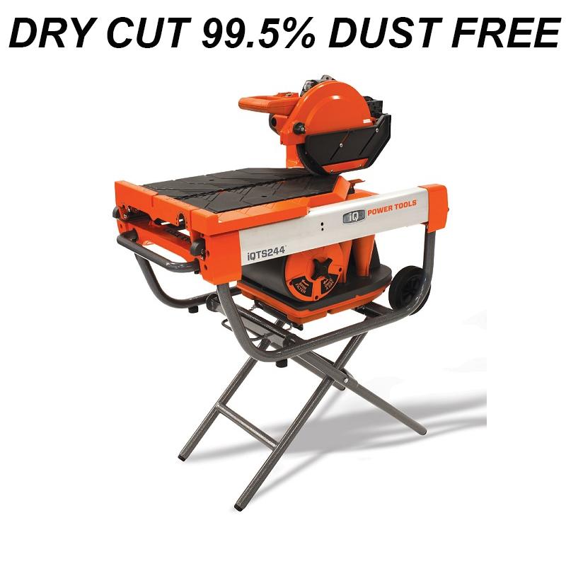 Iqts244 Dry Cut Tile Saw 230 Amp 110volt Buy Wet Saws