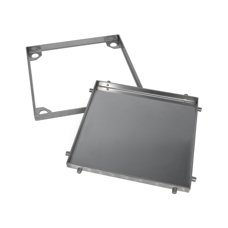 Tilemaster Tile-into Square Grate