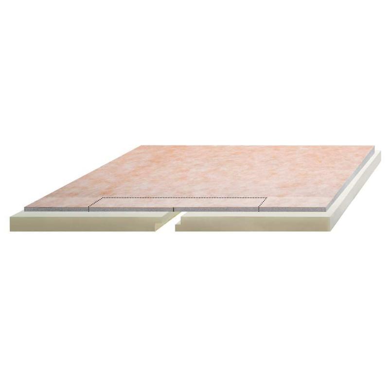 Schluter KERDI-SHOWER-LCS Linear Shower Tray H50 KSLC