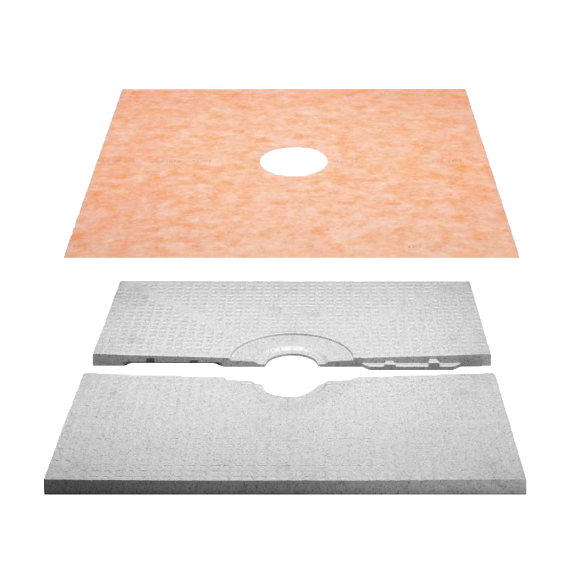 Schluter KERDI-SHOWER-T Two Part Shower Tray KST | Buy Shower Trays ...