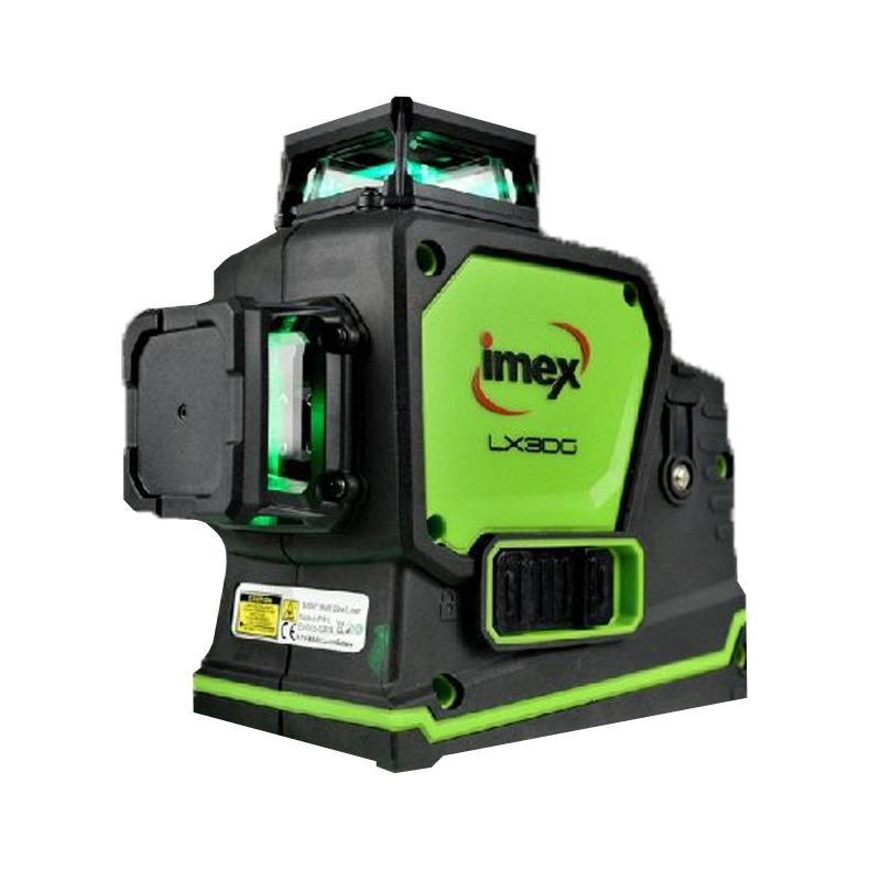 Imex Lx3dg 3 Green Line Wall Amp Floor Laser Level Buy