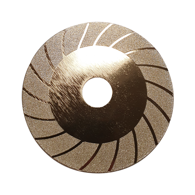 Premtool Electroplated Cutting And Grinding Diamond Blade 115mm x 22.2mm - MTR115