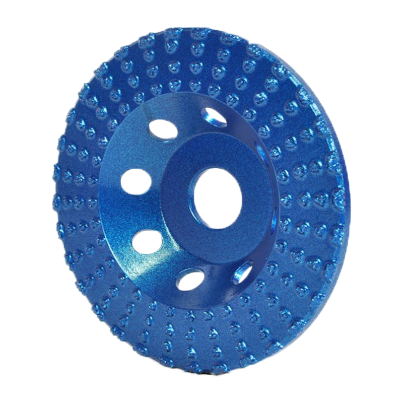 115mm x 22.2mm Montolit Diamond Wheel For Removing Tile adhesive And Epoxy PEM