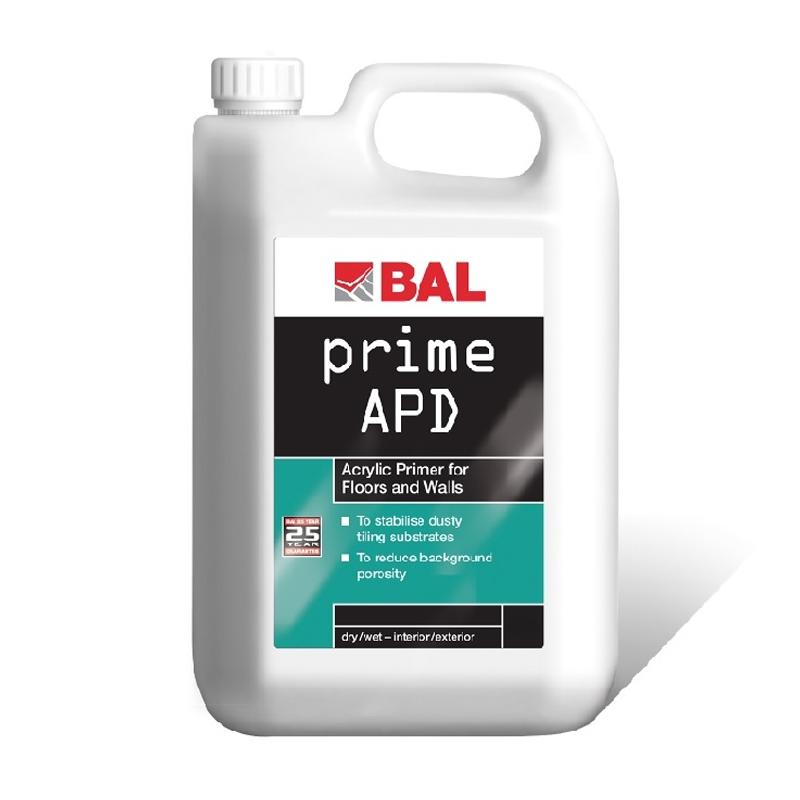 Bal Apd Acrylic Primer 2 5 Litre Buy Shop Only Online