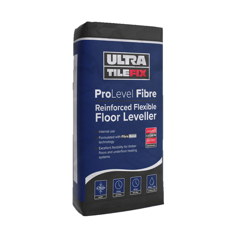 Ultra Tile Fix Prolevel Fibre Reinforced Flexible Self