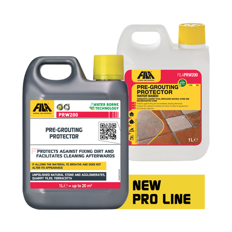 Fila PRW200 Pre-Grouting Protector For Unpolished Natural Stone