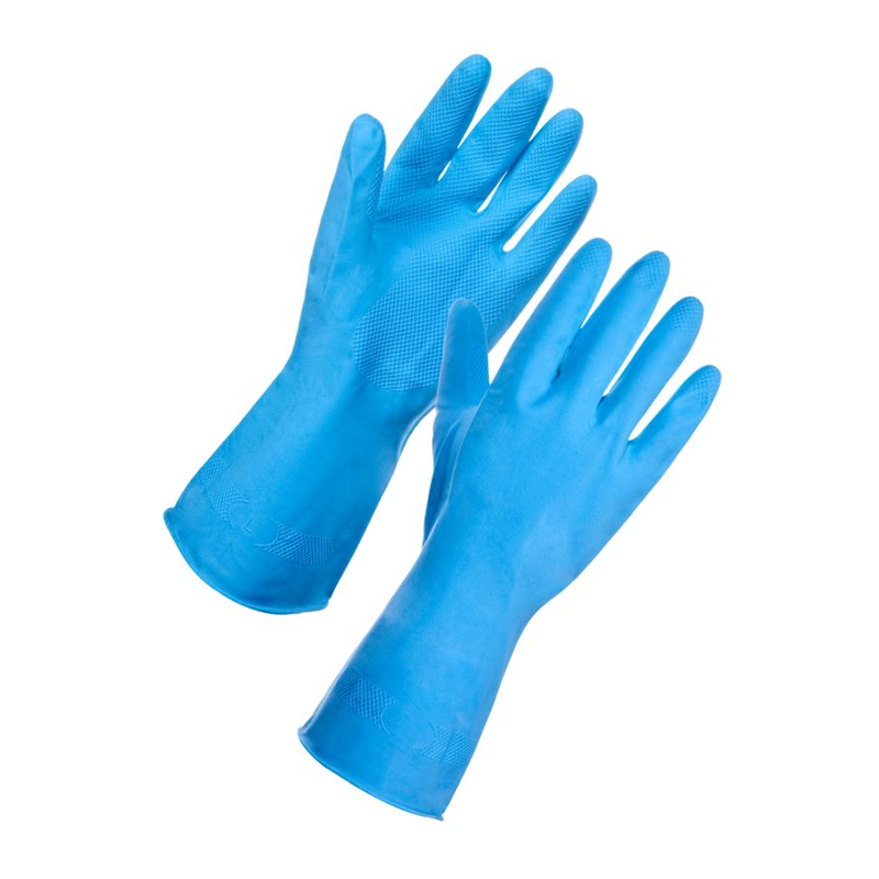 Rubber Gloves 4 (Choice of Sizes)