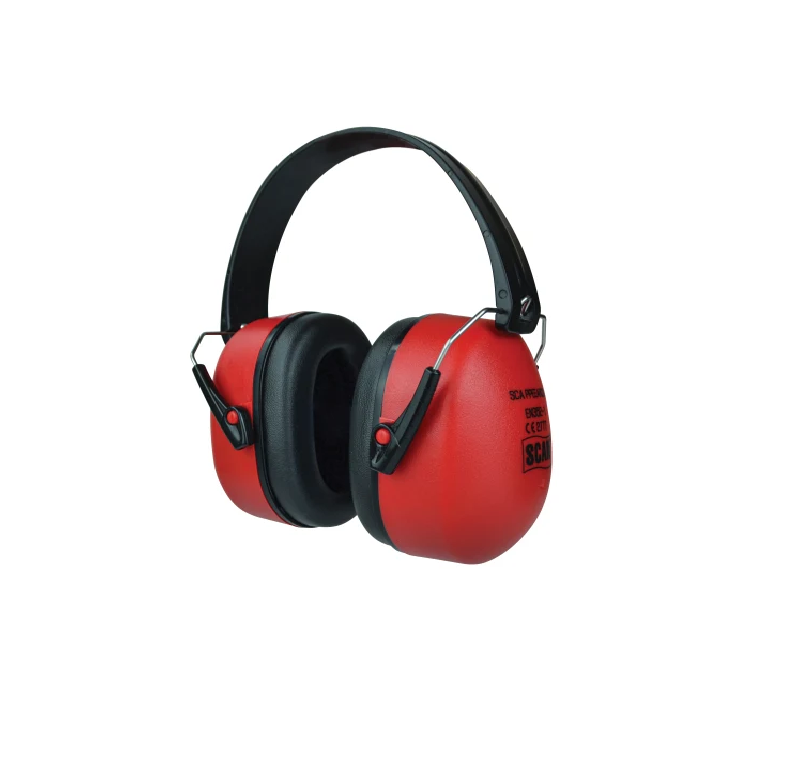 Collapsible Ear Defenders by Scan
