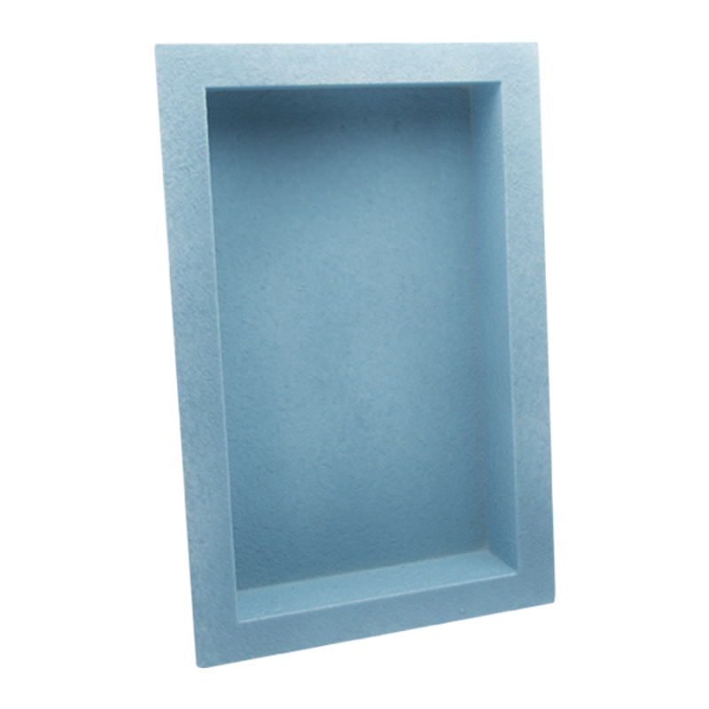 300mm x 510mm x 85mm EPS Foam Shower Niche PRMN510