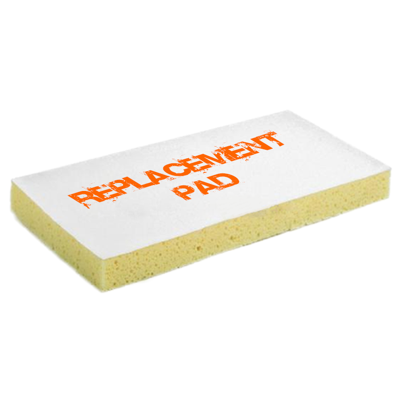 Replacement Velcro Block Cut Washboy Sponge 3911428